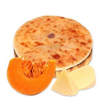 Осетинские пироги с сыром и тыквой