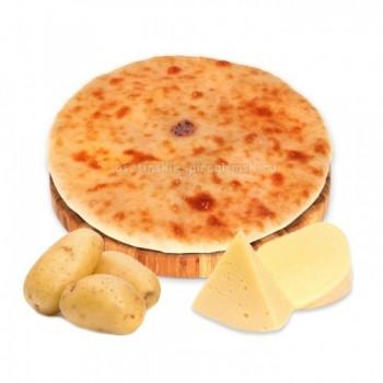 Осетинский пирог с картошкой и сыром