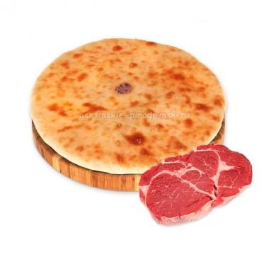 Осетинский мясной пирог по-домашнему