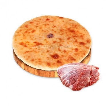 Фирменный осетинский пирог «Иристон»