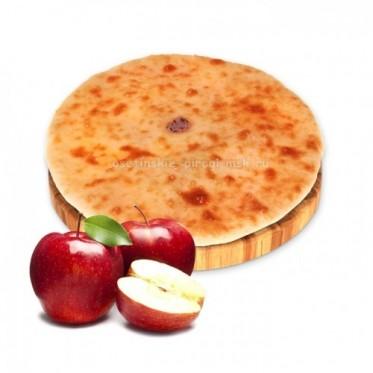 Осетинский пирог с яблоком